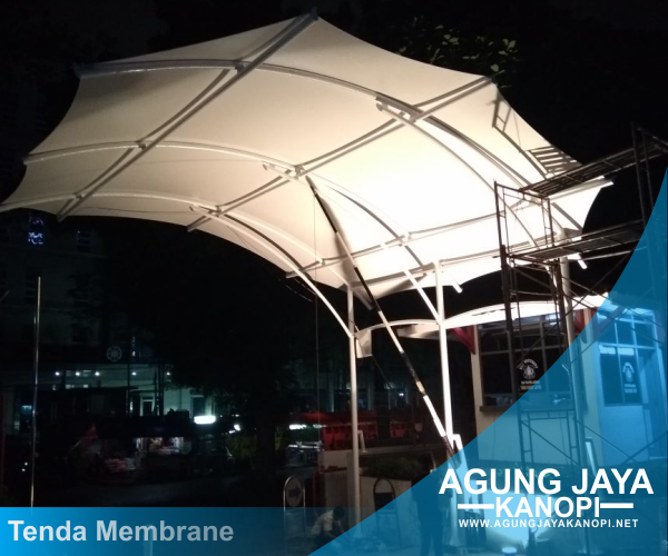 Jasa Canopy Membrane Murah
